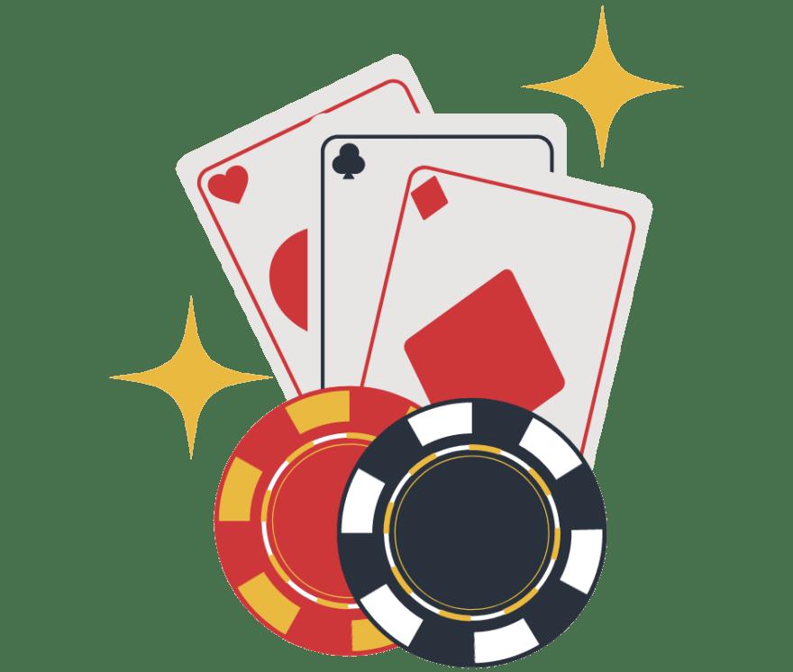 Los 161 mejores sitios de Casino de Veintiuna en línea en Bolivia
